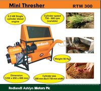 Mini Thresher