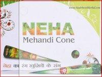 Neha Henna Mehndi Cone