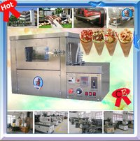 Rotating Pizza Cone Oven
