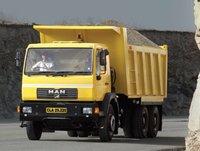 Durable Construction Tipper Truck