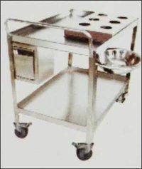 Instrument Trolley