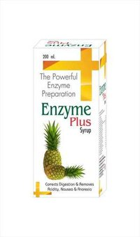 Enzyme Plus Syrup