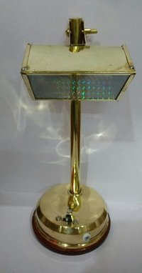 Brass Decorative Emergency Light