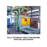 Fully Automatic Table Type Machine