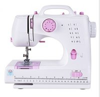 JYSM-505 Mini Janome Sewing Machines With Embroidery Needles