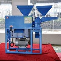 Semi-Automatic Rice Mill