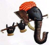 Handcrafted Flute Ganesha