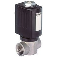 Water And Gas Solenoid Valve