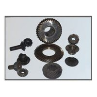 Hardened And Ground Spur Gear