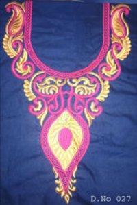 Neck Design Lace