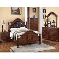 Ethnic Bedroom Bed