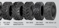 Solid Tyre