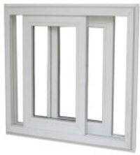 Durable UPVC Sliding Window