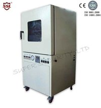 Lab Vacuum Dry Oven Stainless Steel, Inert Gas Vlave, 250L 4000W
