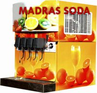 Valve Soda Fountain Machine