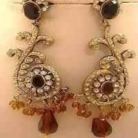 Elegant Artificial Earrings