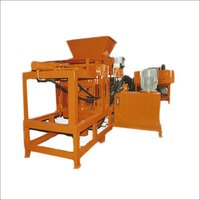 Semi Automatic Brick Making Machine