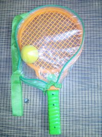 Plastic Toy Racket With Ball