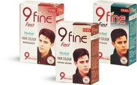 Men Herbal Based Powder Hair Color