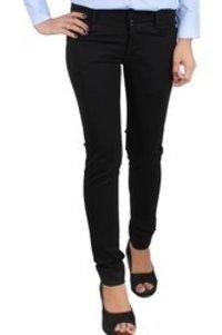 Ladies Cotton Formal Trouser