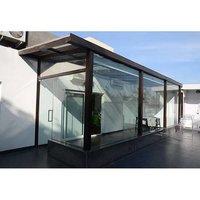 Laminated Glass House
