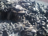 butyl rubber inner tube scrap