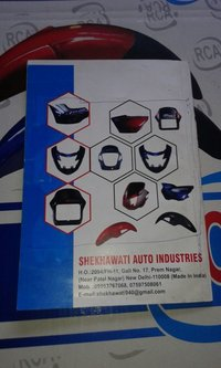 Motorcycle Mudguards