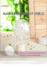 Hands Free Set For Electric Breast Pump