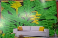 Interior Decorative Wallpaper