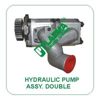 Hydraulic Pump Assembly Double For John Deere Tractors