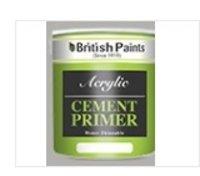 Acrylic Cement Primer Paint