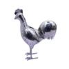 Metallic cock