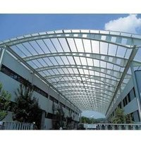 Durable Polycarbonate Roofing Sheets