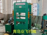 Steam Heating Vulcanization Machine