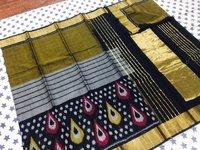 Pochampally Pure Silk Cotton Saree