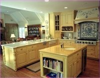 Kitchen Cabinet Engraving Service