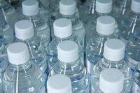 Plastic Bottle With White Cap