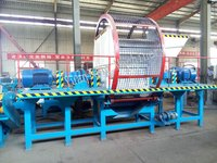 Scrap Tyre Shredder Machines