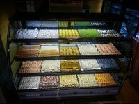 Sweet Display Counter For Sweets Shops