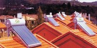 Solar Water Heater Flat Plate
