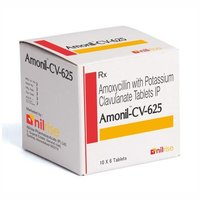 Amoxicillin 500mg And Clavulanic Acid 125mg Tablet