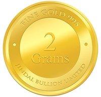 2 Gram Gold Coins