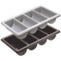 Compartment Cutlery Storage Tray