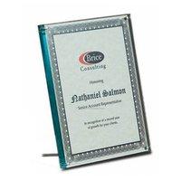 Acrylic Certificate Stands