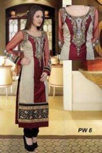 Ladies Fashion Punjabi Suit