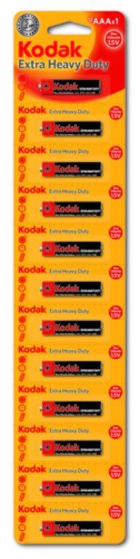 Kodak AAA Zinc Chloride Batteries