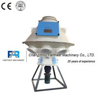 Powder Rotary Distributor For Corn Starch Factory