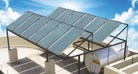 Flat Plate Type Solar Water Heaters for Projects