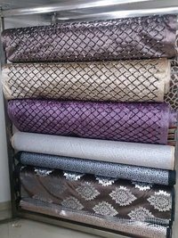 Ribbon Velvet Fabric For Sofa And Curtains