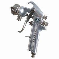 Heavy Duty Air Assisted Pressure Feed Spray Gun